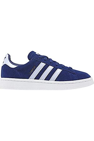 adidas Unisex Kids' Campus C Fitness Shoes, (Azul 000)