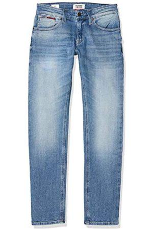 Tommy Hilfiger Men's Slim Scanton Mchl Straight Jeans
