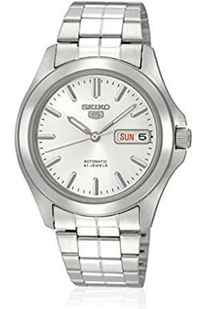 Seiko Men's Analogue Automatic Watch with Two-Tone Bracelet – SNKK87