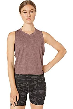 CORE Soft Workout Cropped Tank T-Shirt