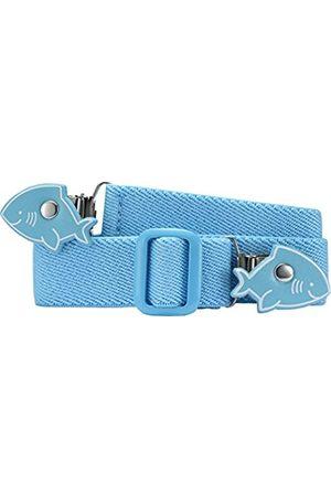 Playshoes Elastik-Gürtel Hai-Clip uni Belt