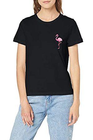 Vero Moda Women's Vmbird Francis T-Shirt Box JRS