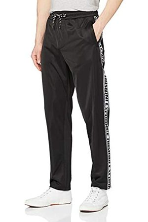 Armani Exchange Men's Logo Tape Tracksuit Bottom Sports Trousers
