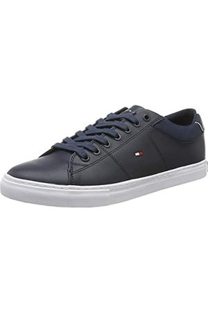 Tommy Hilfiger Men's Essential Leather Collar Vulc Low-Top Sneakers