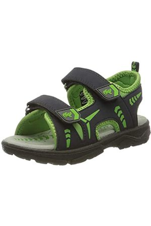 Lurchi Boys' Klaus Ankle Strap Sandals, (Atlantic Apple 39)