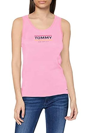 Tommy Hilfiger Women's TJW Logo Tank Vest Top