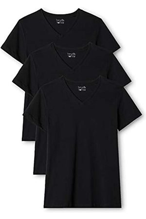 Berydale 3-Pack Women's T-Shirt with V-Neck in various colours