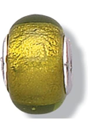 Jo Murano Glass Shimmer Bead With Core