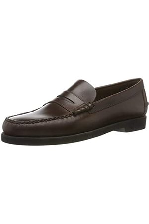 SEBAGO Men's 7001H90 Loafer Flats Size: 5.5 UK