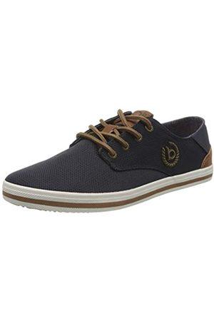 Bugatti Men's 321502056900 Low-Top Sneakers, (Dark 4100)