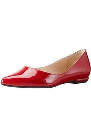 Högl 3- 18 0004 4000, Women's Ballet Flats, (Red4000)