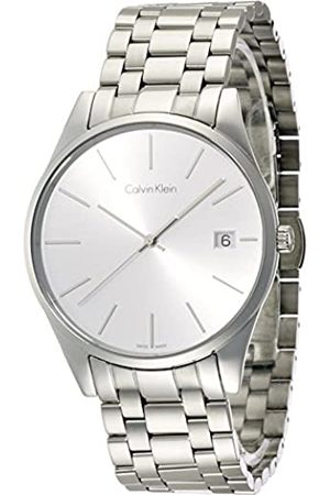 Calvin Klein Men's Analogue Quartz Watch with Stainless Steel Strap K4N21146