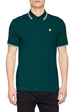 G-Star Men's Dunda Slim Stripe Polo Shirt