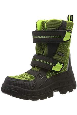 Richter Kinderschuhe Boys' Davos Snow Boots, ( /Neon 9905)