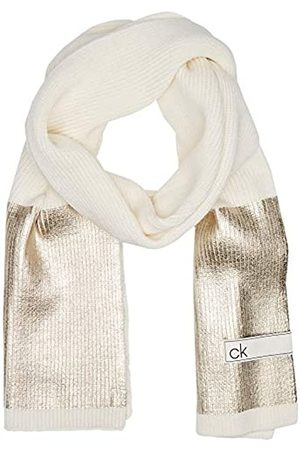 Calvin Klein Women's K60K606173 Scarf, Hat & Glove Set