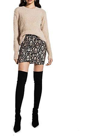 Ivy Revel DE Women's Drapy Mini Skirt