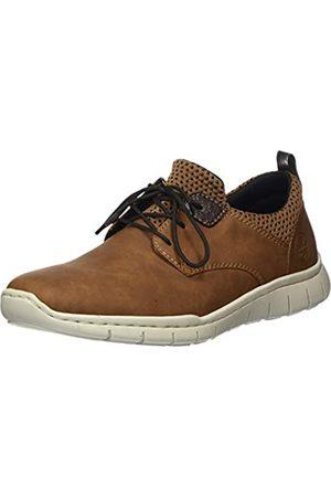Rieker Men's Frühjahr/Sommer Low-Top Sneakers, (Mandel/ - /Kakao 26)