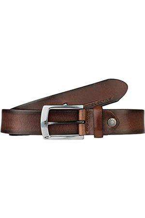Camel Active Men Belts - Gürtel Oval gebügelt 3,5 cm; 107 Money Belt