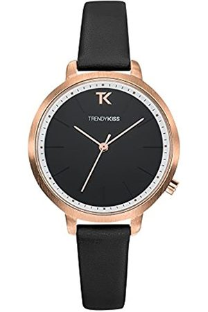 Trendy Kiss Trendy Kiss Women's Analogue Quartz Watch with Leather Strap TRG10104-02