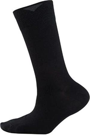 Nur Der Men's Herren Cotton Stretch Doppelpack407539 Calf Socks
