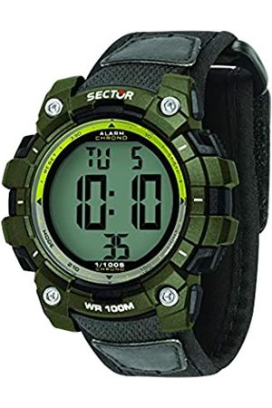 Sector No Limits Mens Digital Watch with Nylon Strap R3251520003