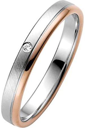 Trauringe Liebe hoch zwei Wedding Rings Love High Two 030506117258 Women's Ring
