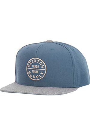 Brixton Men's Oath III Medium Profile Adjustable Snapback HAT Baseball Cap