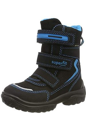 Superfit Boys' Snowcat Snow Boots, (Schwarz/ 00)