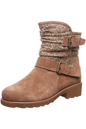 Bearpaw Women's Avery Biker Boots, (Hickory Ii 220)