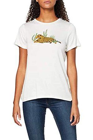 Dorothy Perkins Women's We:Leopard Motif T T-Shirt