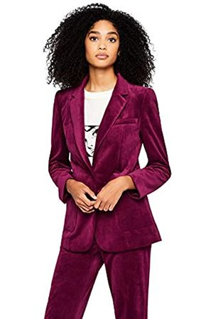 FIND Velvet Blazer Suit Jacket