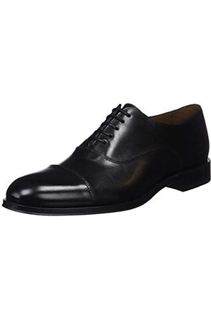 Lottusse Men's L6965 Oxfords, (Ebony Negro Ebony Negro)
