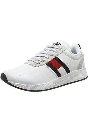 Tommy Hilfiger Technical Pin Logo Sneaker, Women's Low-Top Sneakers, ( 100)