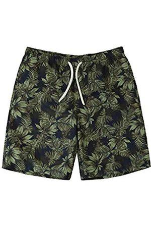 JP 1880 Men's Big & Tall Swim Shorts Khaki XXXXXX-Large 726923 44-6XL