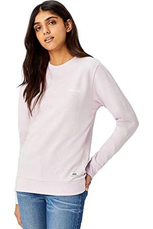 Hikaro Amazon Brand - Women's Sweatshirt, Multicolour (Gingham Black / Gingham Red), 10