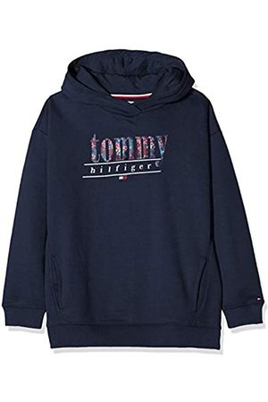 Tommy Hilfiger Girl's Tommy Floral Graphic Hoodie Sweatshirt