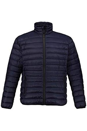 JP 1880 Men's Big & Tall Quilted Jacket Navy XX-Large 723363 76-XXL