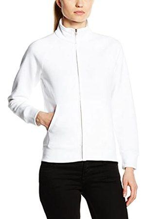 Fruit of the Loom Women's Zip front Premium Sweater