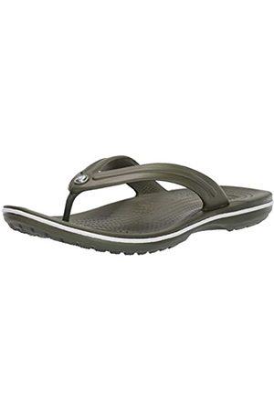 Crocs Unisex Adults' Crocband Flip Flip Flop Sandals Flip Flop, (Army / )