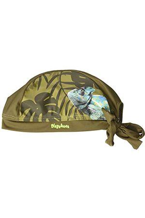 Playshoes Boy's Uv-Schutz Kopftuch Chamäleon Sun Hat
