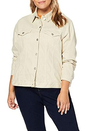 New Look Curves Women's Den Denim Jacket