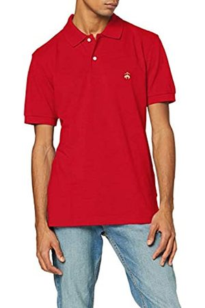 Brooks Brothers Men's Polo Slim Logo Manica Corta Shirt
