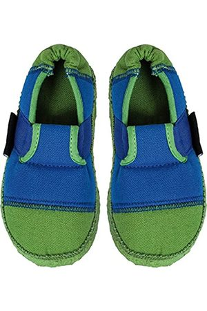 Nanga Klette 06, Boys' Unlined low house shoes Low-Top Slippers, (35)