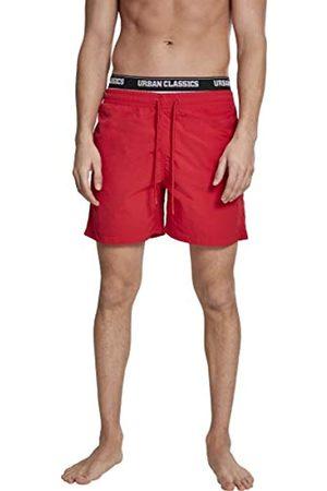 Urban classics Men's Two in One Swim Shorts