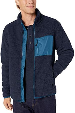 Goodthreads Sherpa Fleece Fullzip Jacket Navy