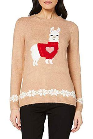Dorothy Perkins Women's Llama Heart Jumper