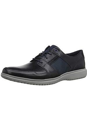 Rockport Men's Dressport 2 Fast Mudguard Shoe Oxfords, (New Dress Blues 002)