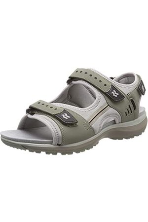 Romika Women's Olivia 02 Open Toe Sandals, (Mint 610)