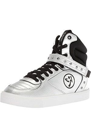 40 Zumba Aktiv Energy Boom High Top Sneakers Tanztraining Workout Tanzschuhe Damen Pink//Silver