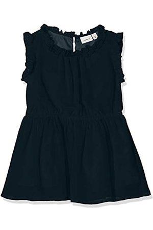 Name It Nbfsecilie LS SWE Dress Bru Vestito Bimba